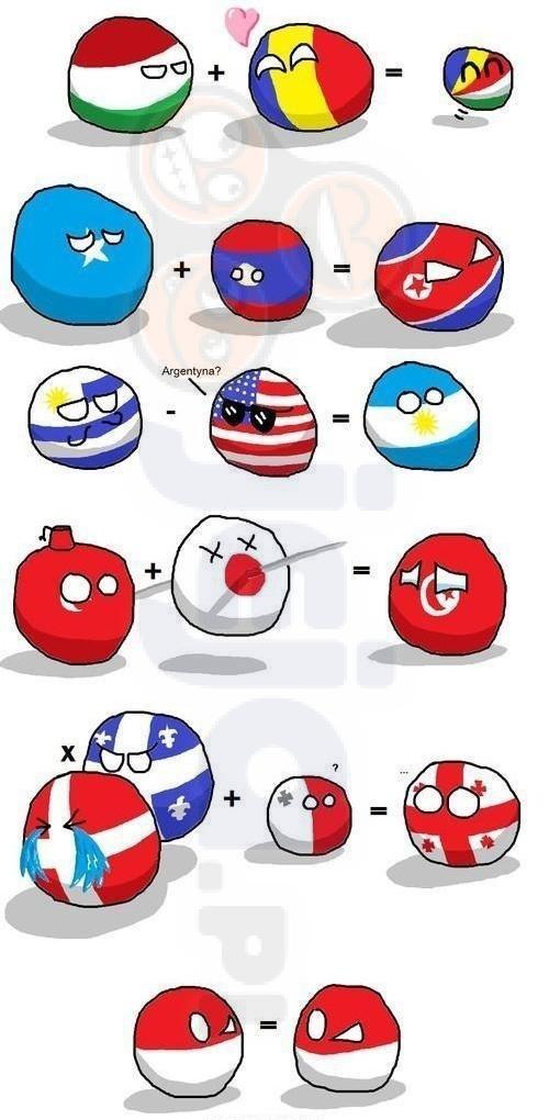 Polandballowa matematyka