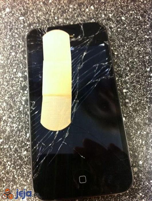 Naprawiony iPhone