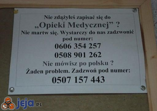 Nie mówisz po polsku?