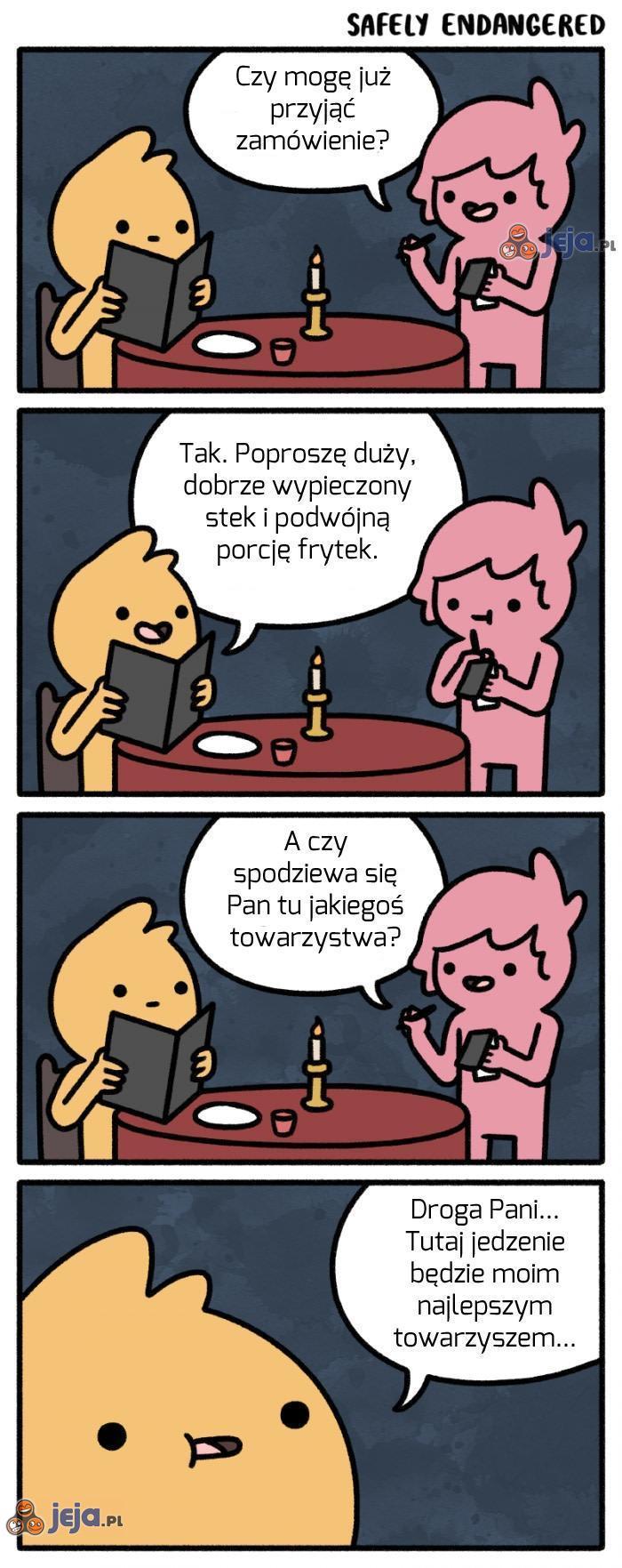 "Kolacja ""we dwoje"""