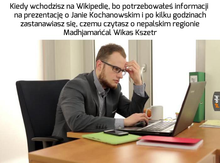 W sumie ciekawe informacje