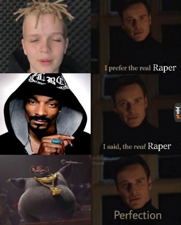 Prawdziwy raper