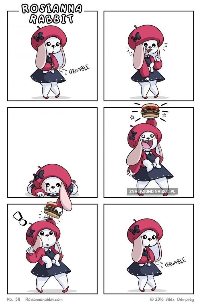 Rosianna Rabbit - Głód