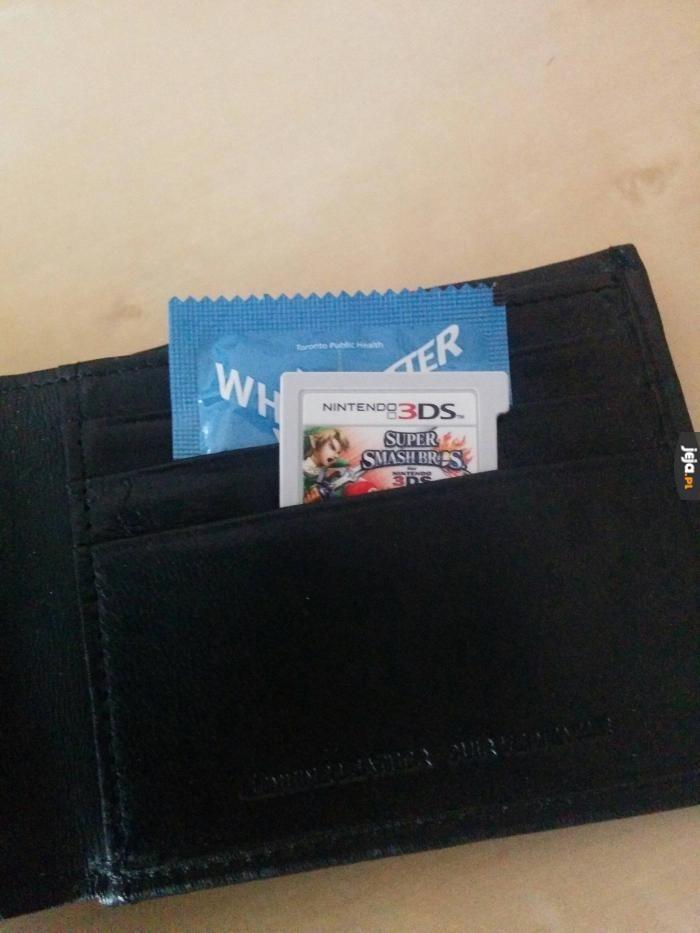 Obowiązkowa zawartość portfela
