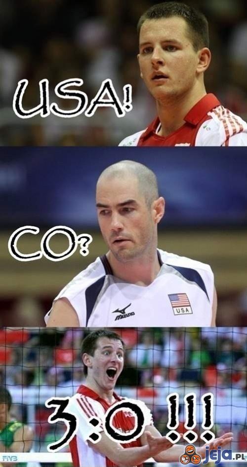 USA vs. Polska