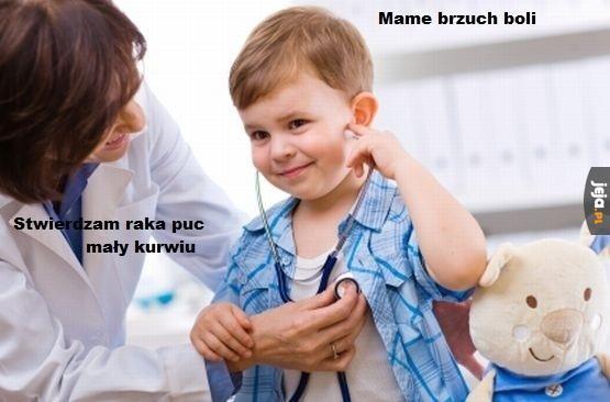 Dr Twoja mama
