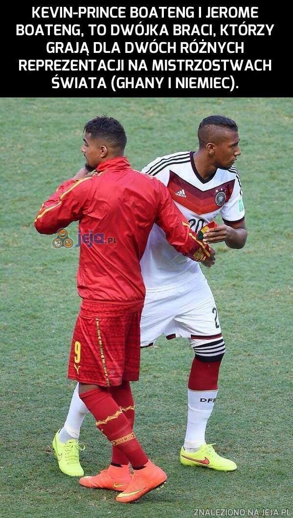 Dwóch braci, dwie drużyny
