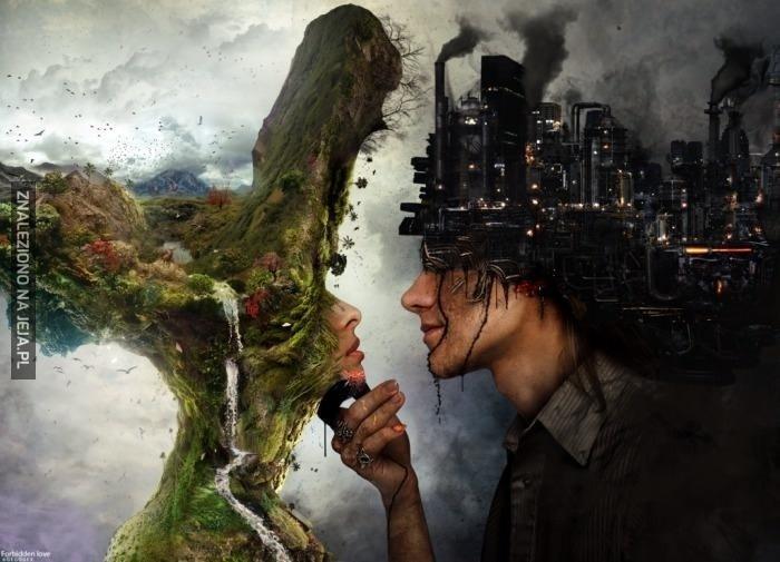 Biedna matka natura...