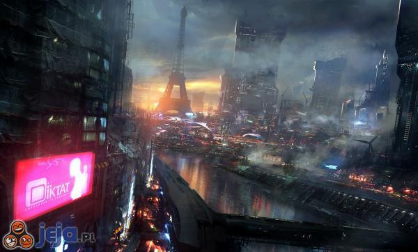 Paryż, rok 2084