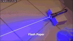 Niezwykle silny laser