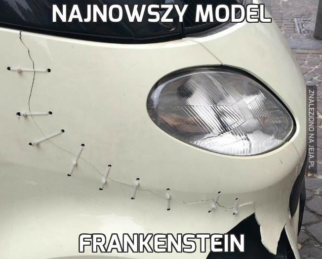 Najnowszy model