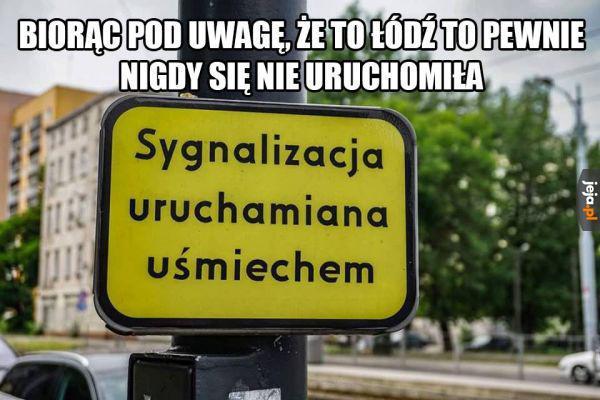 Takie rzeczy tylko w Łodzi