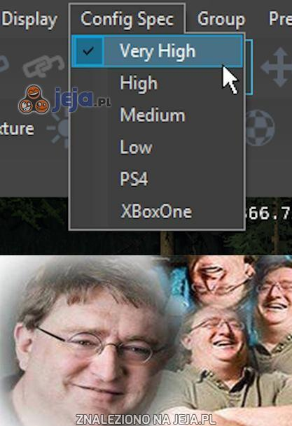 Ustawienia PC