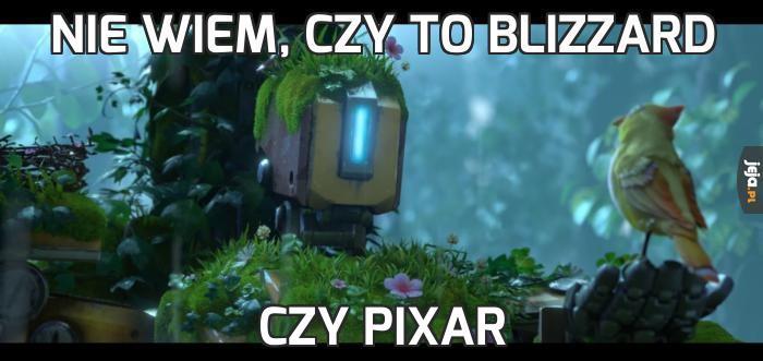Nie wiem, czy to Blizzard