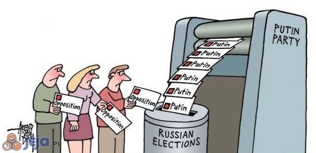 Czemu opozycja nie wygrała w Rosji?