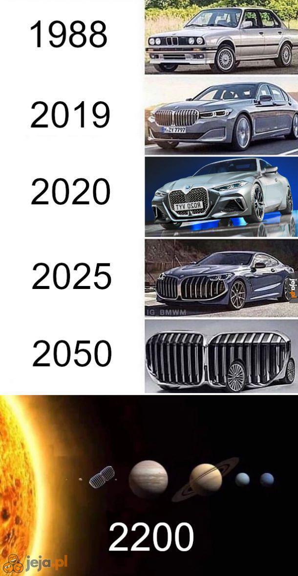 Ewolucja zaszła za daleko