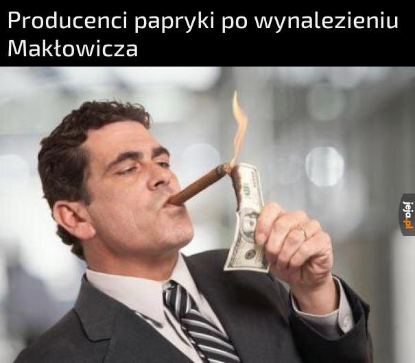 Makłowicz zdobi Polskę
