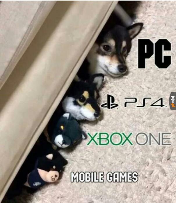 A Ty na czym grasz?