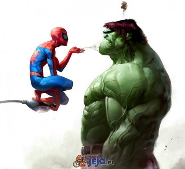 Żartowniś Spiderman