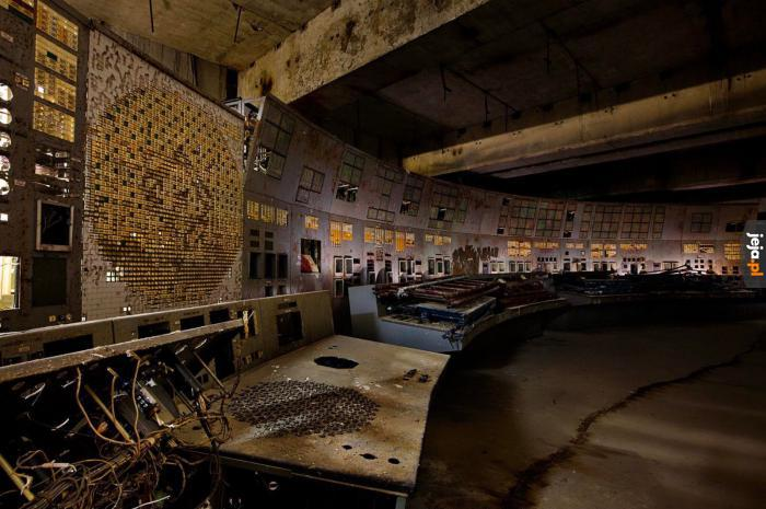 Tak wygląda elektrownia w Czarnobylu dzisiaj