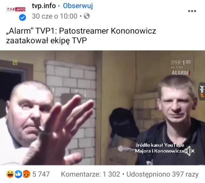Kononowicz na prezydenta polski