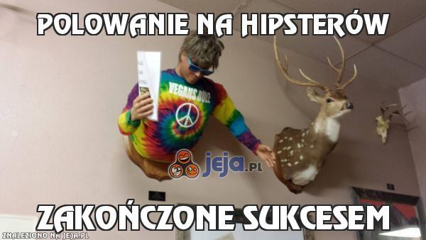Polowanie na hipsterów