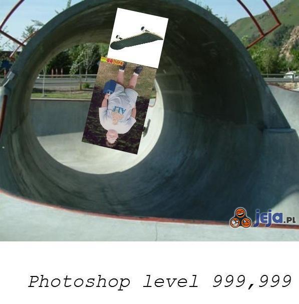 Poziom fotoszopingu jest zbyt wysoki!