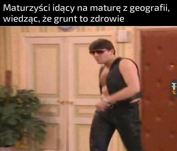 Polsko-geograficzne śmieszki