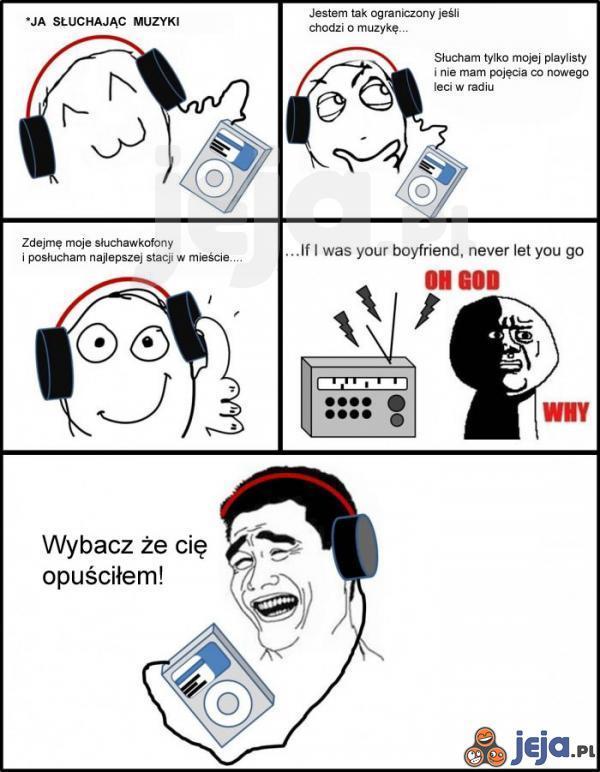 MP3 vs radio