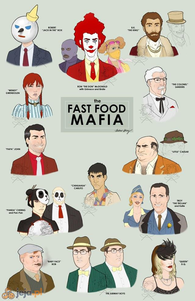 Fast-food'owa mafia