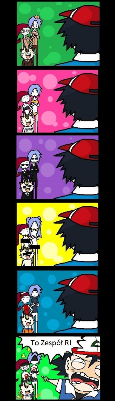 Co jak co, ale Ash to jednak kawał idioty