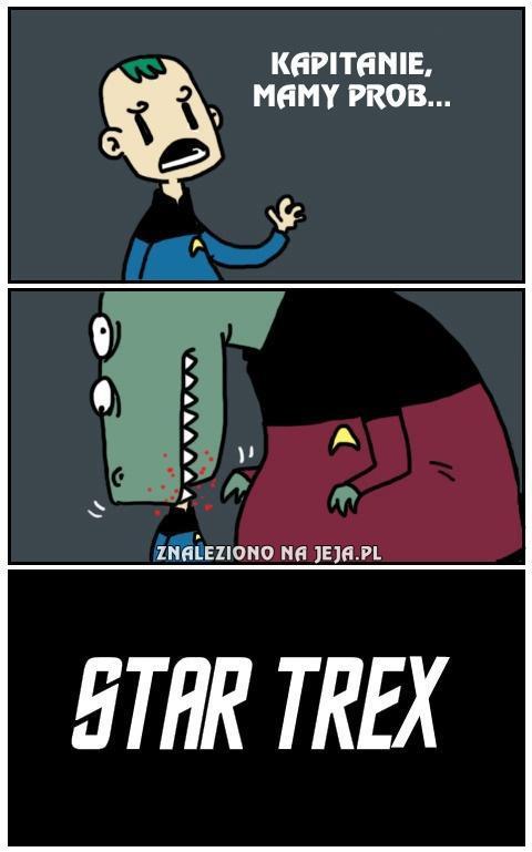 Kapitanie, mamy prob...