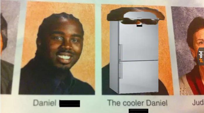 Lodówkowy Daniel