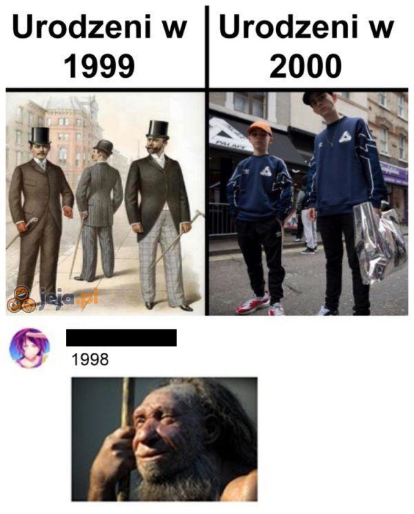 Niby niewielka różnica, ale jednak