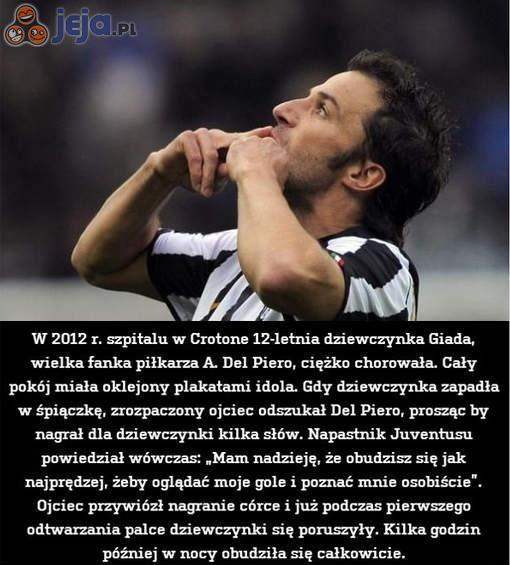 A. Del Piero cudowtórcą
