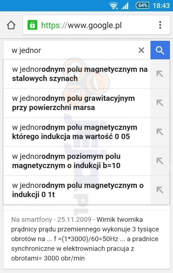Kiedy Google wie, czego Ci potrzeba