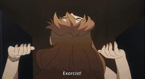 Opętanie w anime?