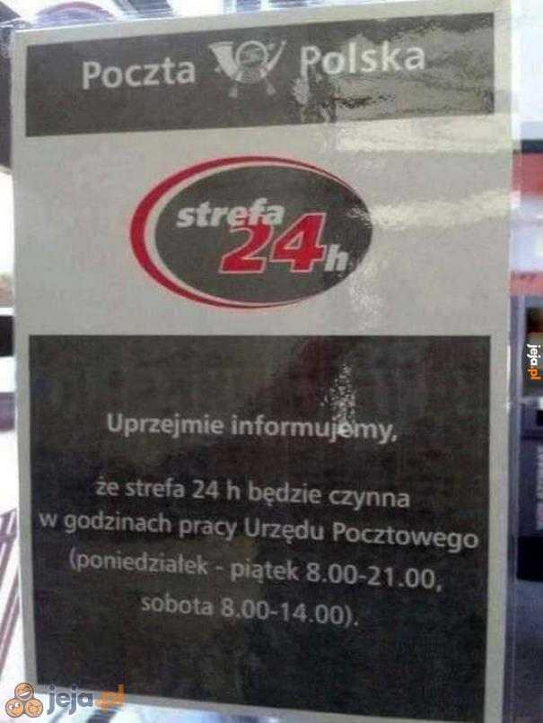 Nie ma to jak Poczta Polska