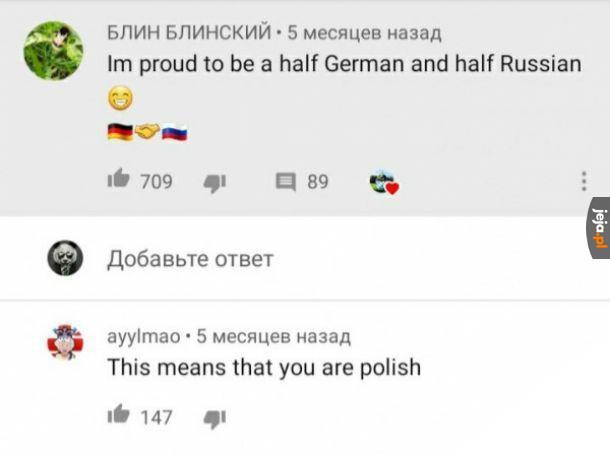 Definicja Polaka