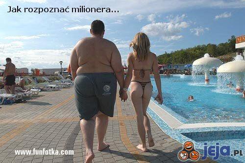 Jak rozpoznać milionera?