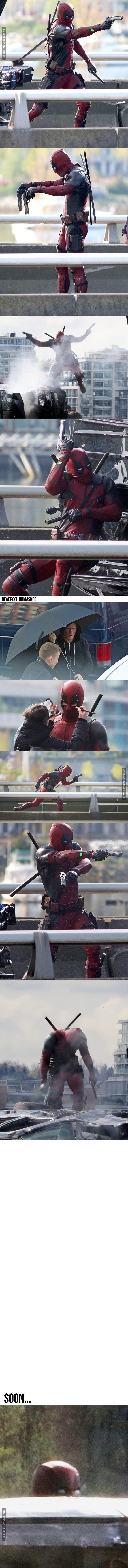 Deadpool nadchodzi!