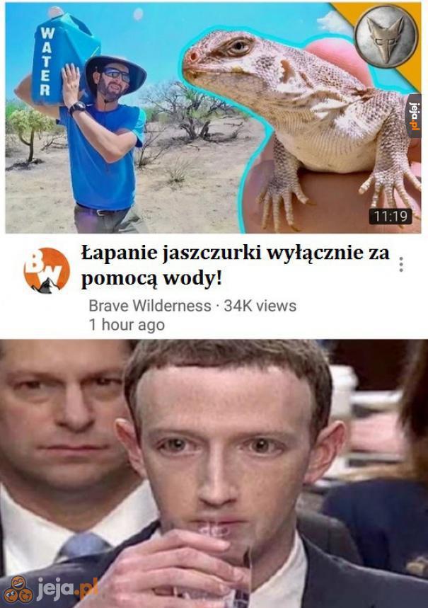 Sposób na Zuckerberga