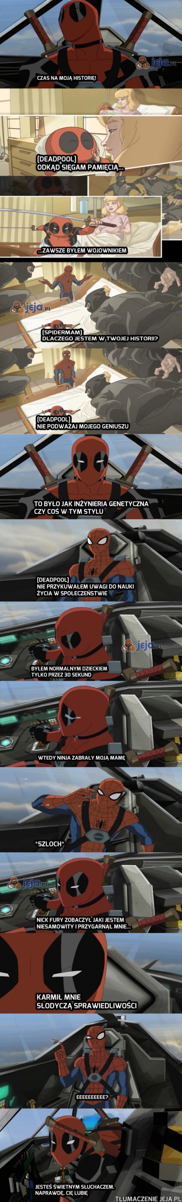 Geneza Deadpoola