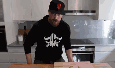 Jak kroić bezpiecznie cebulę