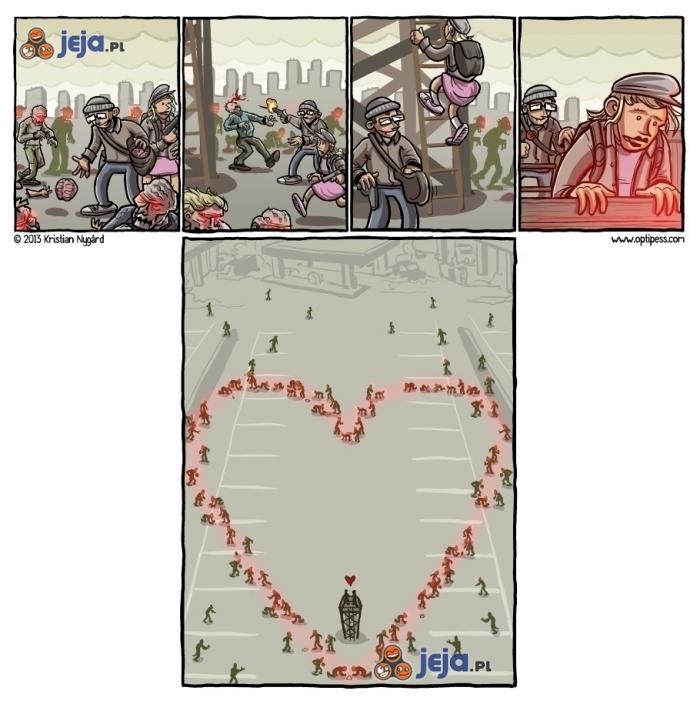 Zombie Walentynki