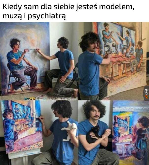 Człowiek wielu talentów