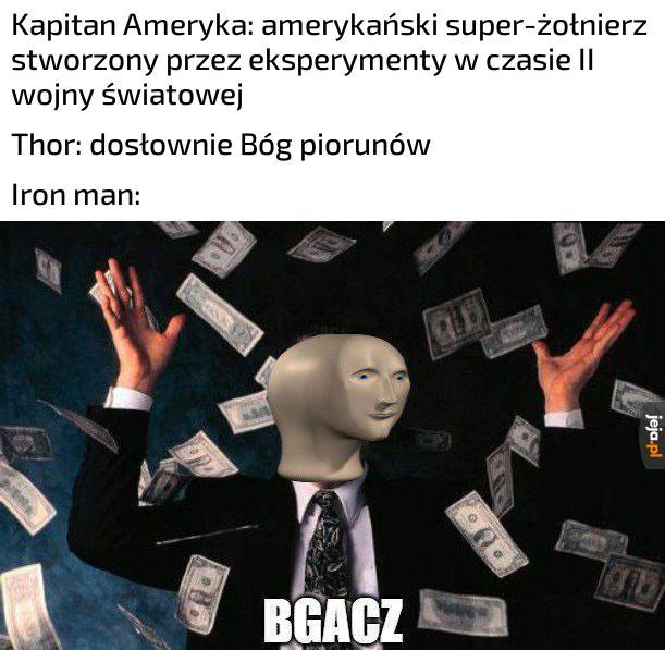 Ach, ten Tony