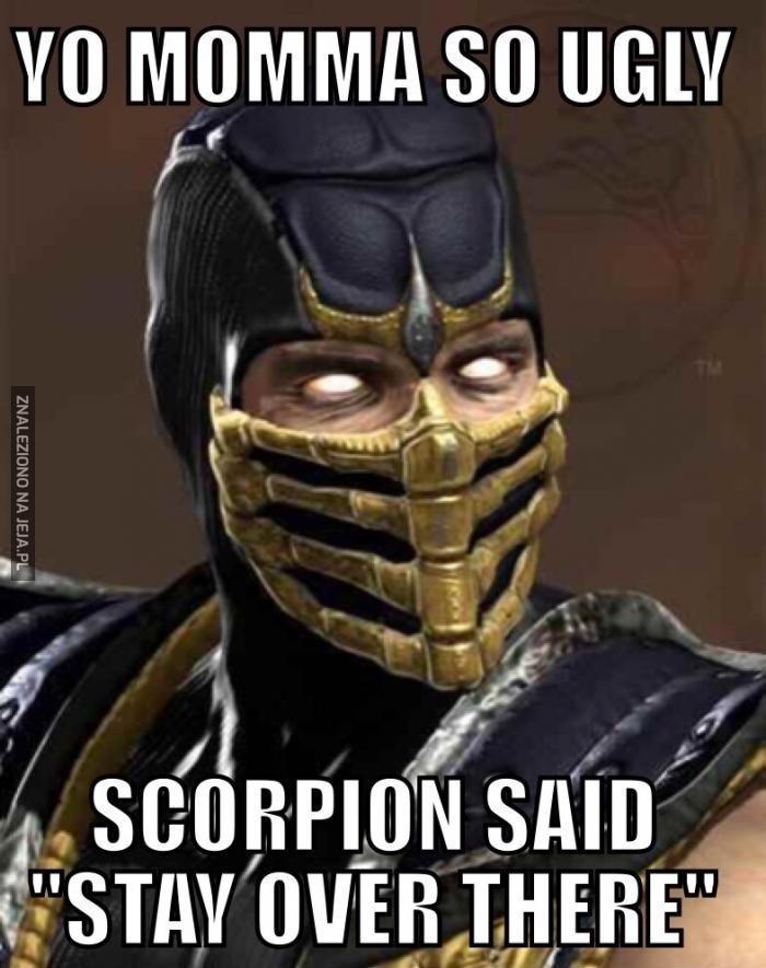 Nawet Skorpion zmienił zdanie