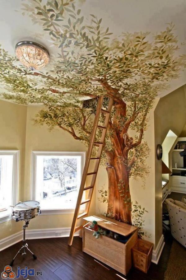 Strych na drzewie