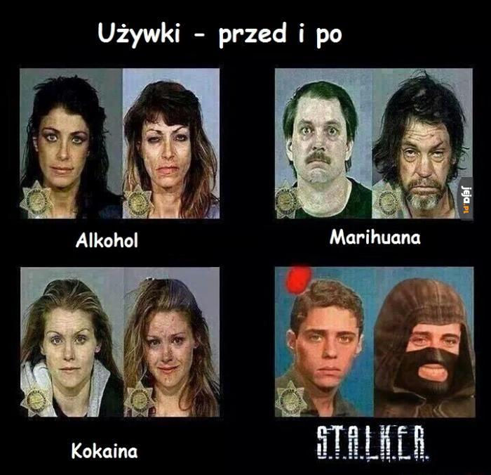 Efekty Stalkera